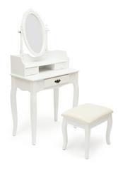 Туалетный столик с пуфом NY-3024