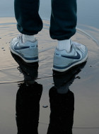 Miksang Michael in Puddle