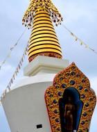 stupa top and side