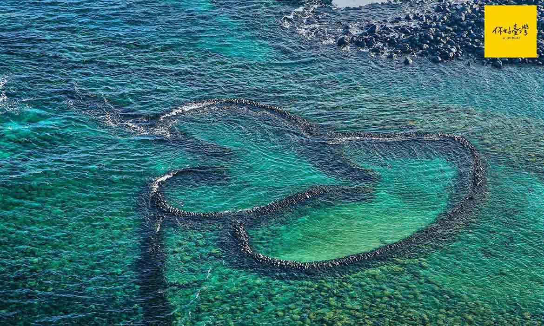 澎湖石滬群,餵飽人們的海中城堡