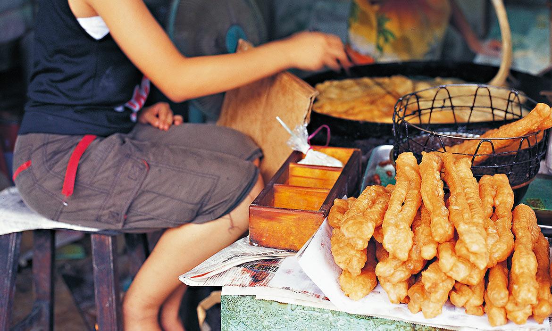 在台灣本島吃不到的金門在地小吃,吃的是美食也是回憶