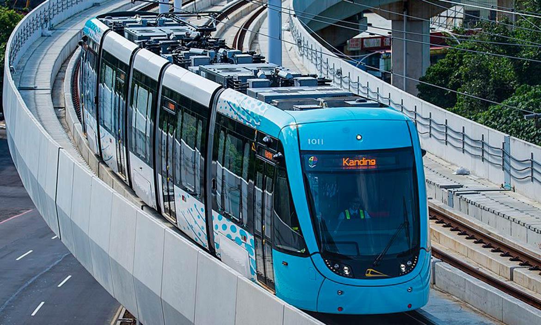 淡海輕軌綠山線通車,12月24起免費試乘一個月!