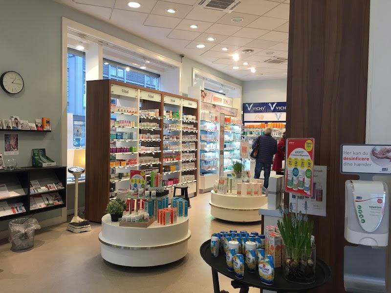 apotek frederiksberg åbningstider