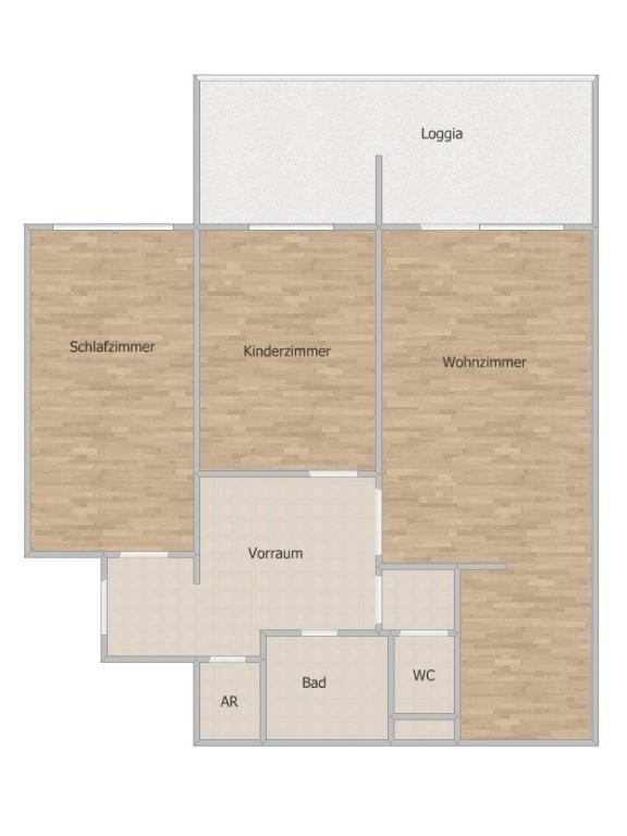 Wohnung Kauf Wien Wien 21.,Floridsdorf Wien 2417/7614  14 Grundriss