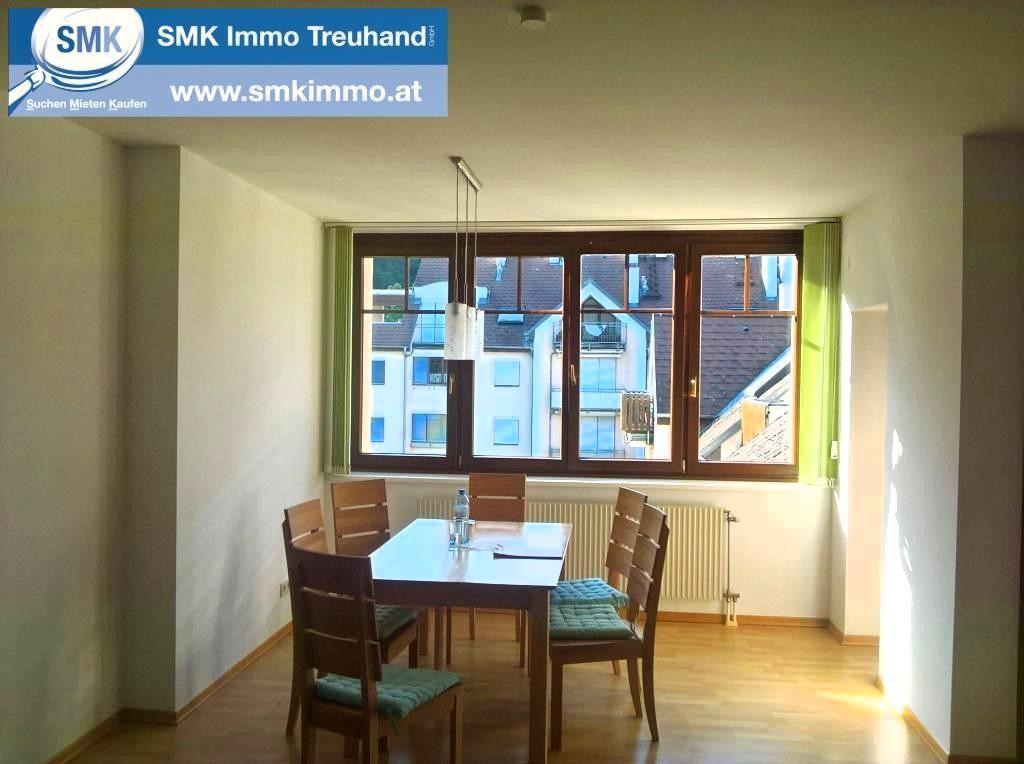 Wohnung Miete Niederösterreich Krems an der Donau Krems an der Donau 2417/7645  2 - Essecke Wohnzimmer