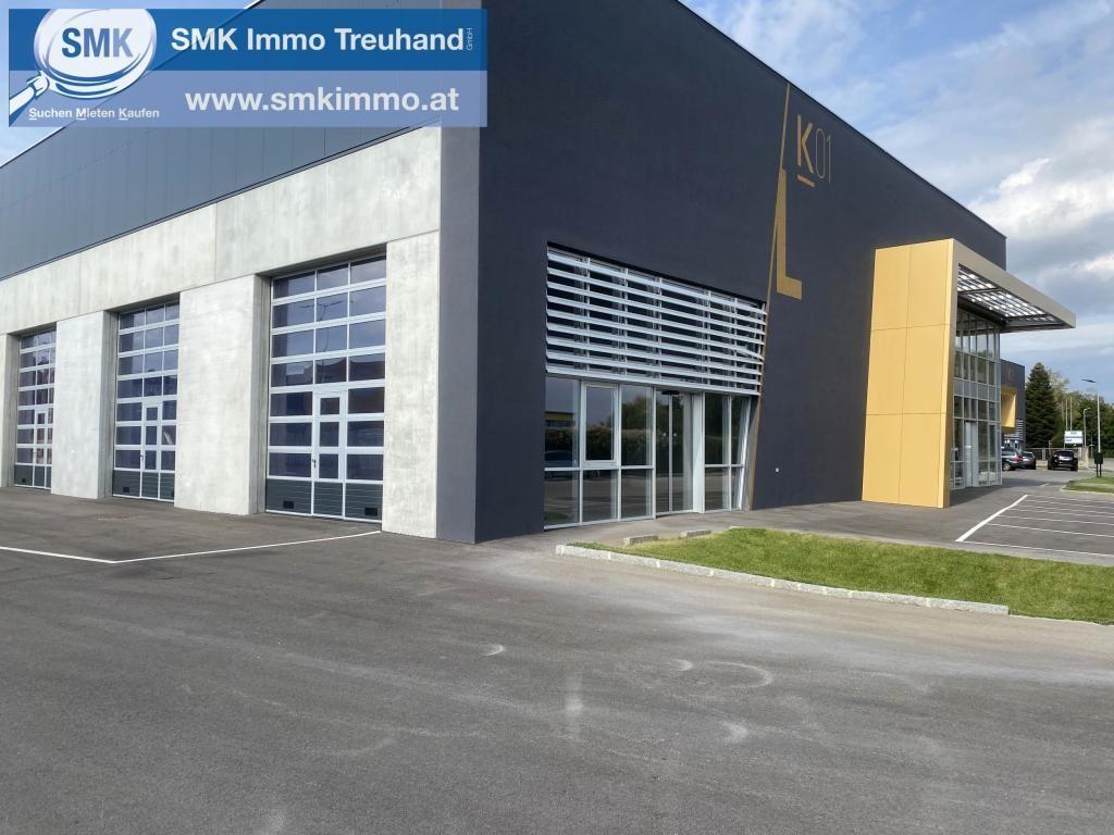 Gewerbeobjekt Miete Niederösterreich Korneuburg Korneuburg 2417/7656  Plan Halle L EG