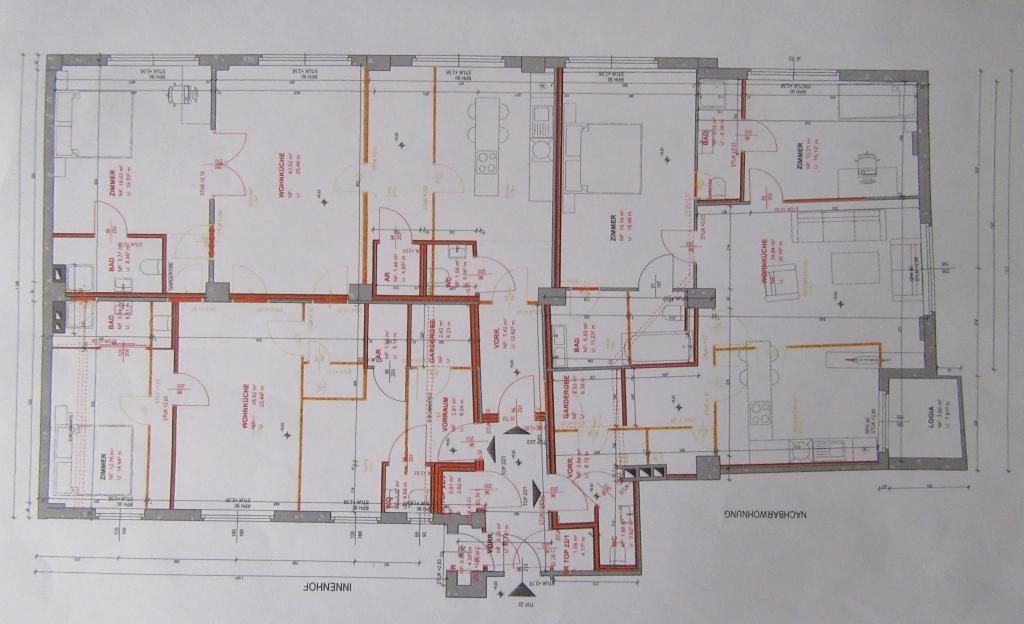 Wohnung Kauf Wien Wien  1.,Innere Stadt Wien, Innere Stadt 2417/7672  Plan
