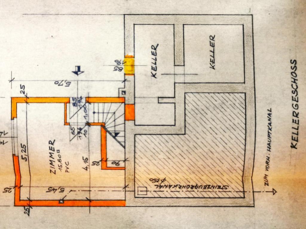 Haus Kauf Niederösterreich Hollabrunn Hollabrunn 2417/7718  22 Grundriss UG
