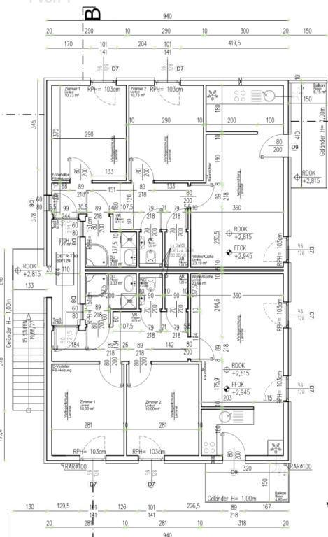 Haus Kauf Niederösterreich Wiener Neustadt Land Sollenau 2417/7774  Plan OG