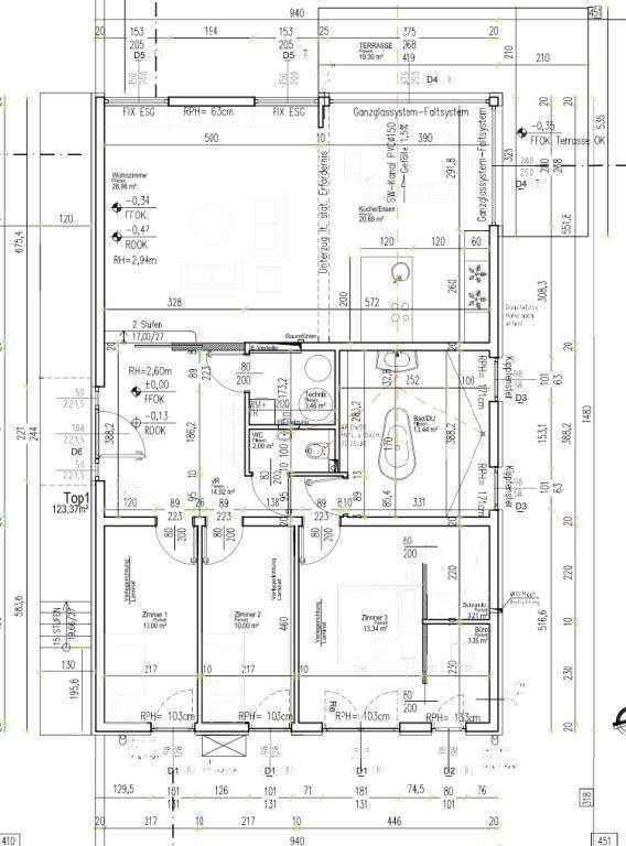 Haus Kauf Niederösterreich Wiener Neustadt Land Sollenau 2417/7774  Plan EG