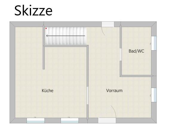 Haus Kauf Niederösterreich Hollabrunn Hollabrunn 2417/7834  18 Skizze EG