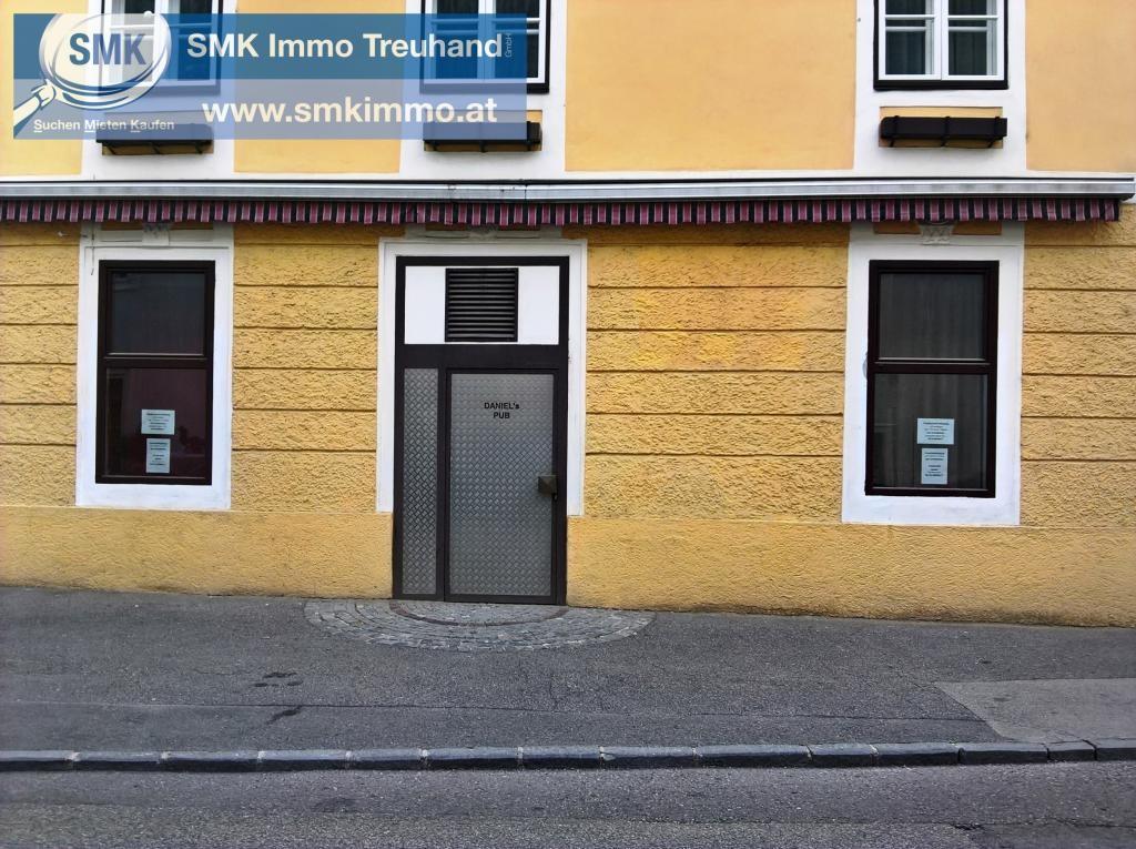 Geschäft Miete Niederösterreich Krems an der Donau Krems an der Donau 2417/7863  5 Außenansicht