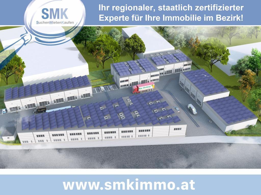 Gewerbeobjekt Miete Niederösterreich Korneuburg Spillern 2417/7884  Ganzes Areal