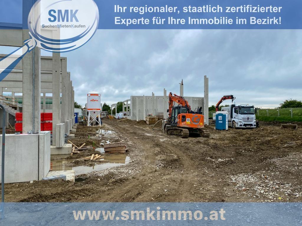 Gewerbeobjekt Miete Niederösterreich Korneuburg Spillern 2417/7884  Baufortschritt 3
