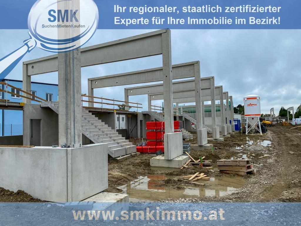 Gewerbeobjekt Miete Niederösterreich Korneuburg Spillern 2417/7884  Baufortschritt 1