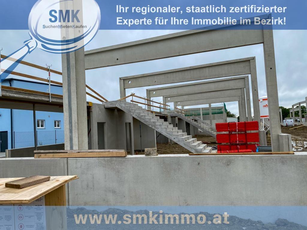 Gewerbeobjekt Miete Niederösterreich Korneuburg Spillern 2417/7884  Baufortschritt 2