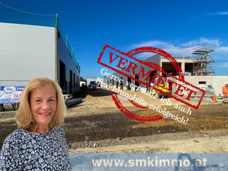 Gewerbeobjekt Miete Niederösterreich Korneuburg Spillern 2417/7885  Symbolbild Einfahrt