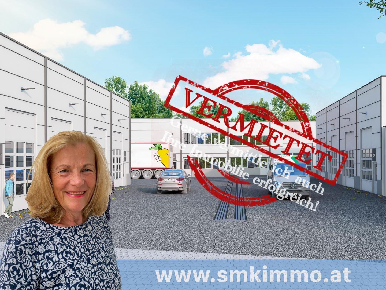 Gewerbeobjekt Miete Niederösterreich Korneuburg Spillern 2417/7886  Symbolbild Hallen-2