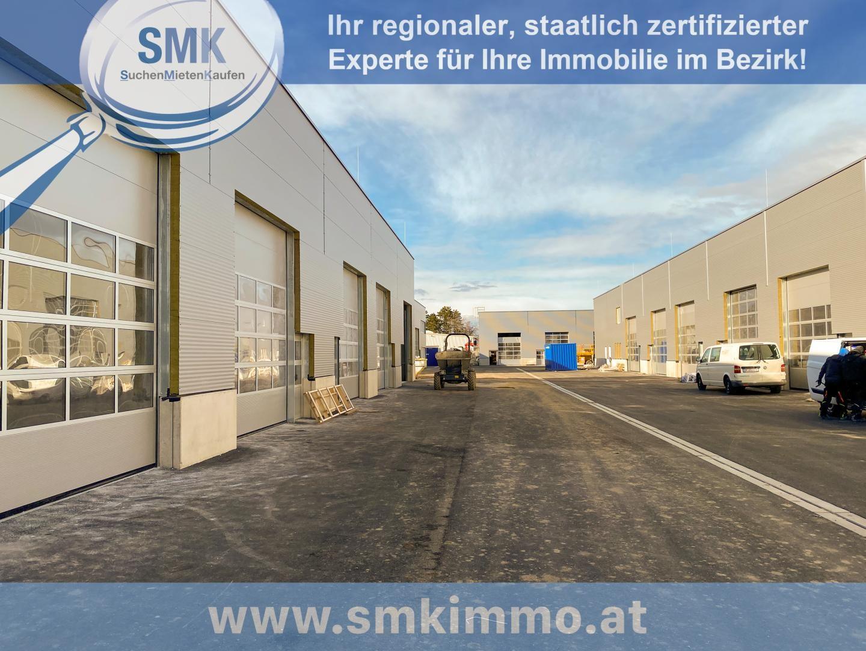 Gewerbeobjekt Miete Niederösterreich Korneuburg Spillern 2417/7886  Baufortschritt 1