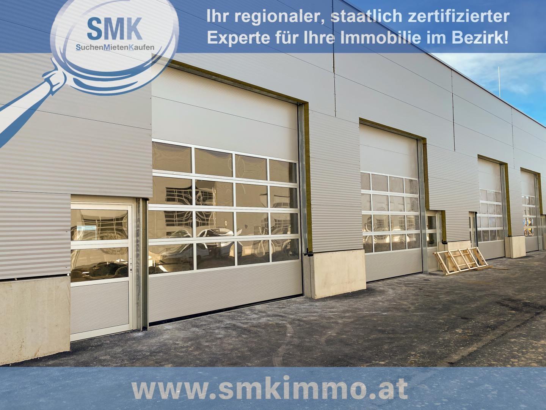 Gewerbeobjekt Miete Niederösterreich Korneuburg Spillern 2417/7886  Baufortschritt 2