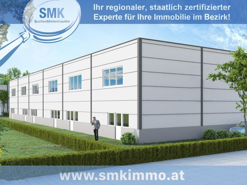 Gewerbeobjekt Miete Niederösterreich Korneuburg Spillern 2417/7887  Ansicht