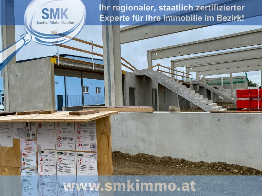 Gewerbeobjekt Miete Niederösterreich Korneuburg Spillern 2417/7887  Baufortschritt 4