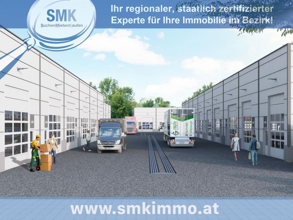 Gewerbeobjekt Miete Niederösterreich Korneuburg Spillern 2417/7888  Symbolbild Hallen