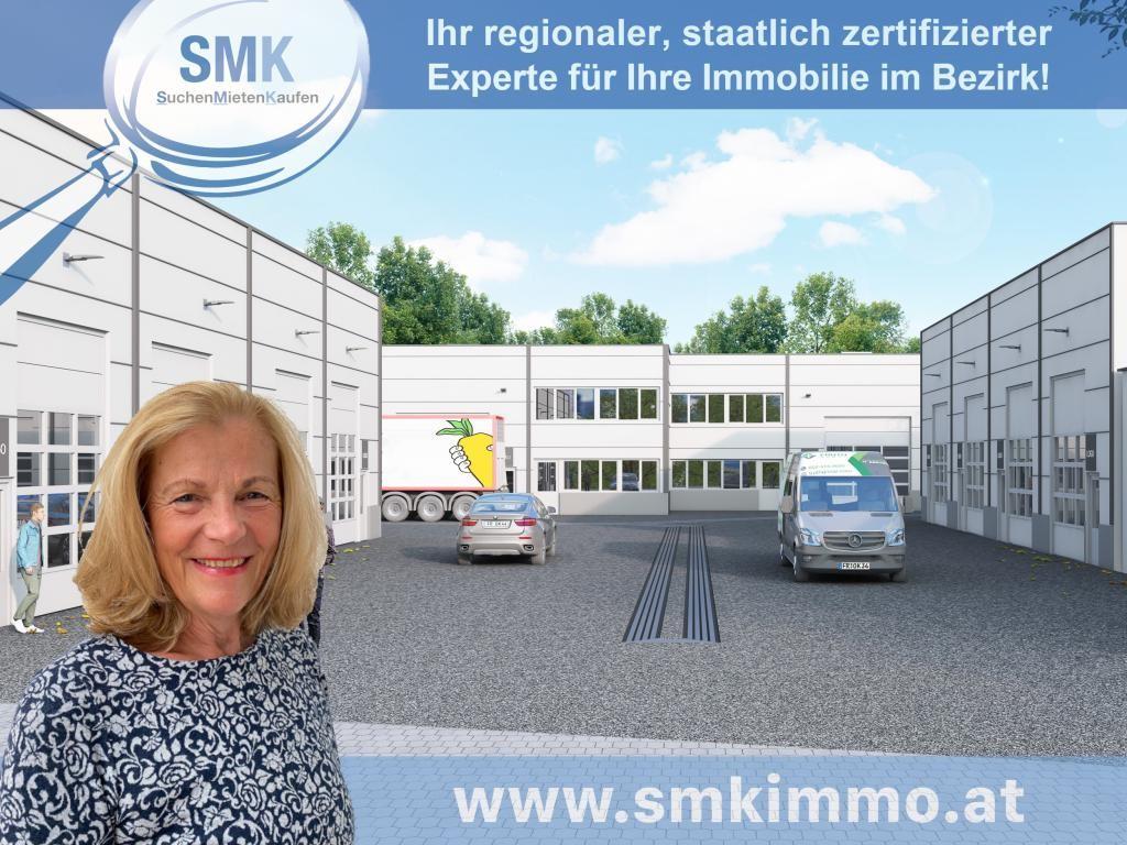 Gewerbeobjekt Miete Niederösterreich Korneuburg Spillern 2417/7889  Symbolbild Einfahrt