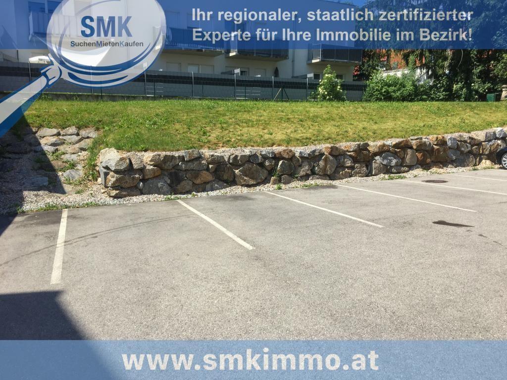 Wohnung Miete Niederösterreich Melk Ybbs an der Donau 2417/7900  9 - Parkplatz