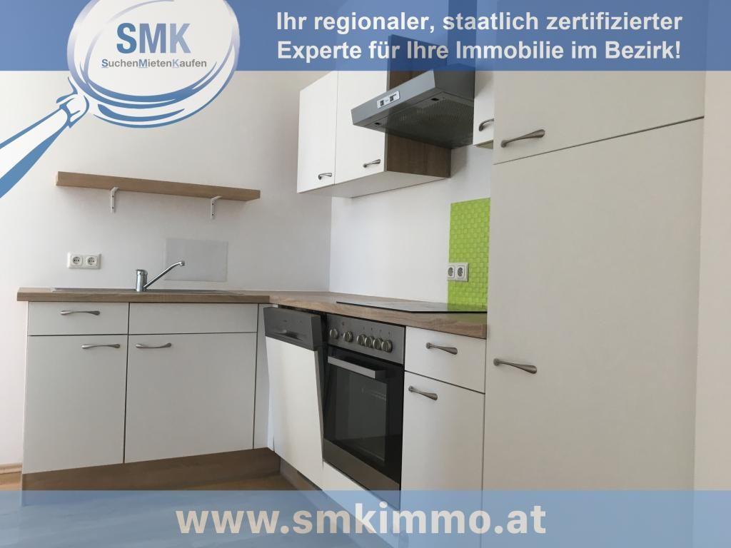 Wohnung Miete Niederösterreich Melk Ybbs an der Donau 2417/7900  4 - Küche