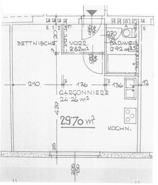Wohnung Miete Wien Wien 10.,Favoriten Wien, Favoriten 2417/7908  7 Plan