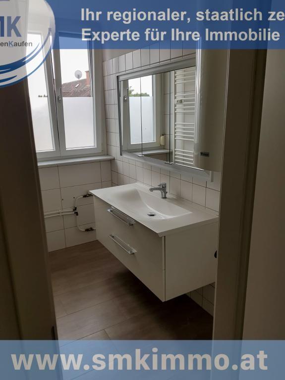 Wohnung Miete Niederösterreich Melk Ybbs an der Donau 2417/7909  7 - Bad1