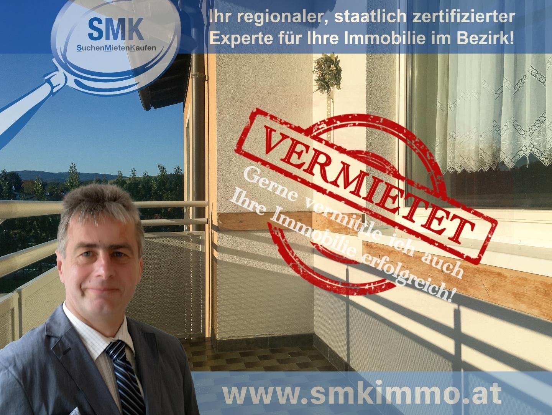 Wohnung Miete Niederösterreich Melk Melk 2417/7996  1 - Balkon