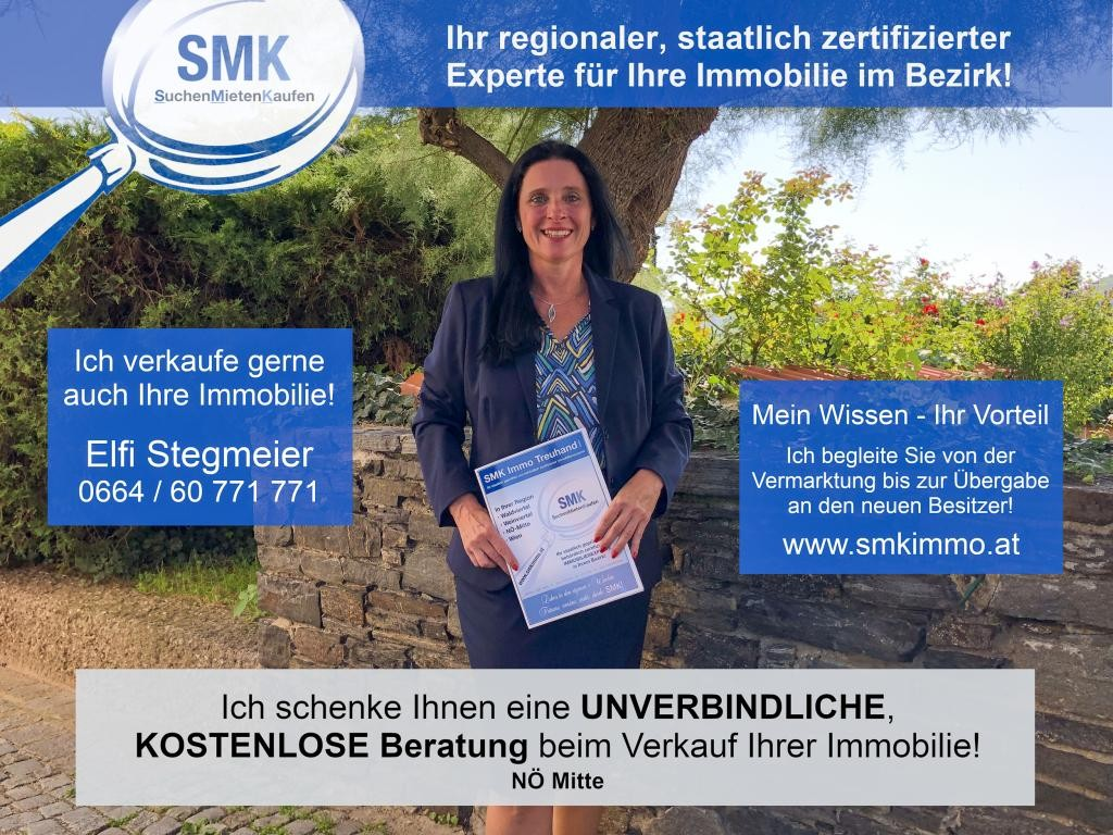 Wohnung Miete Niederösterreich St. Pölten Land Herzogenburg 2417/8005  Stegmeier