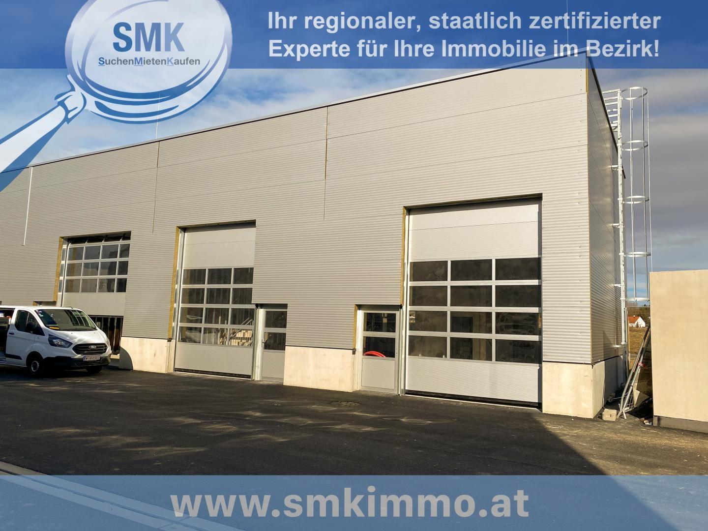 Gewerbeobjekt Miete Niederösterreich Korneuburg Spillern 2417/8027  Baufortschritt 1 Okt. 2021