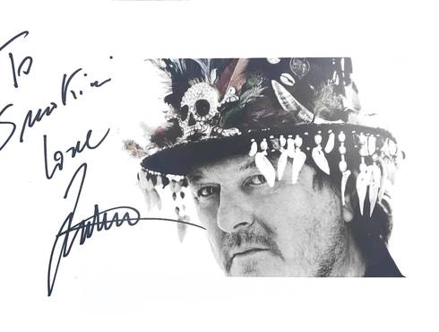 Zuccero smokini autograph