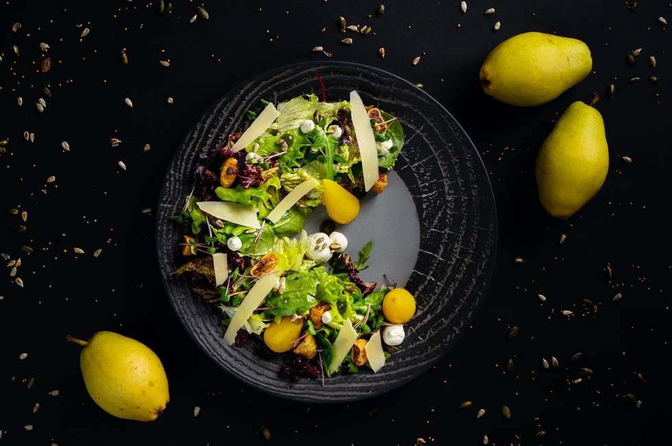 Smokini salad photo