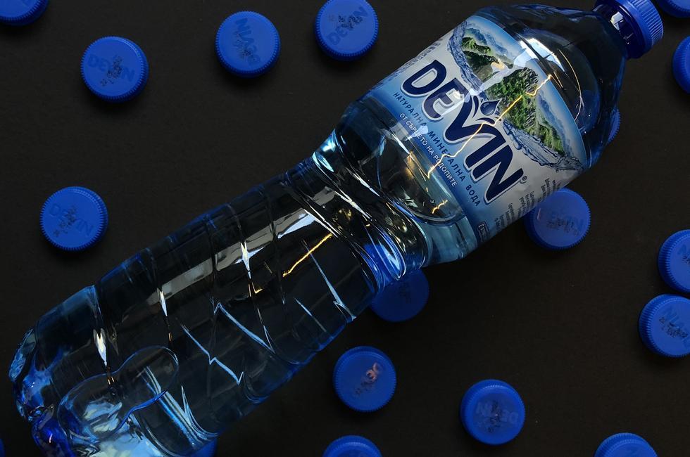 Минерална вода Девин 1.5 л снимка
