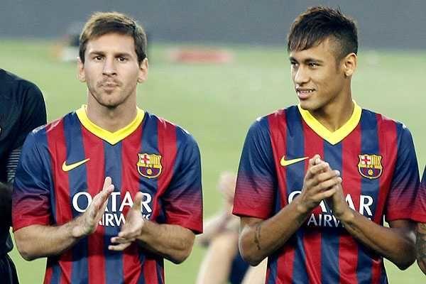 Неймар станал по-добър в Барселона