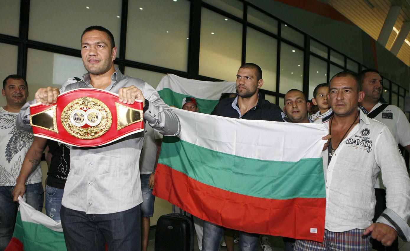 Кобрата: Ще се бия срещу Кличко и без пари