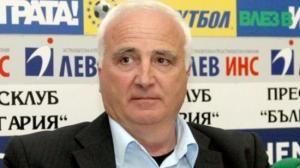 Владимир Илиев поема автомобилната федерация