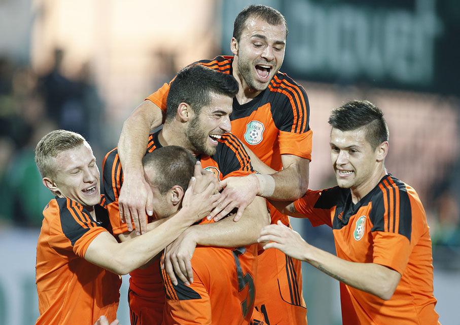 Литекс започва срещу молдовци в Лига Европа