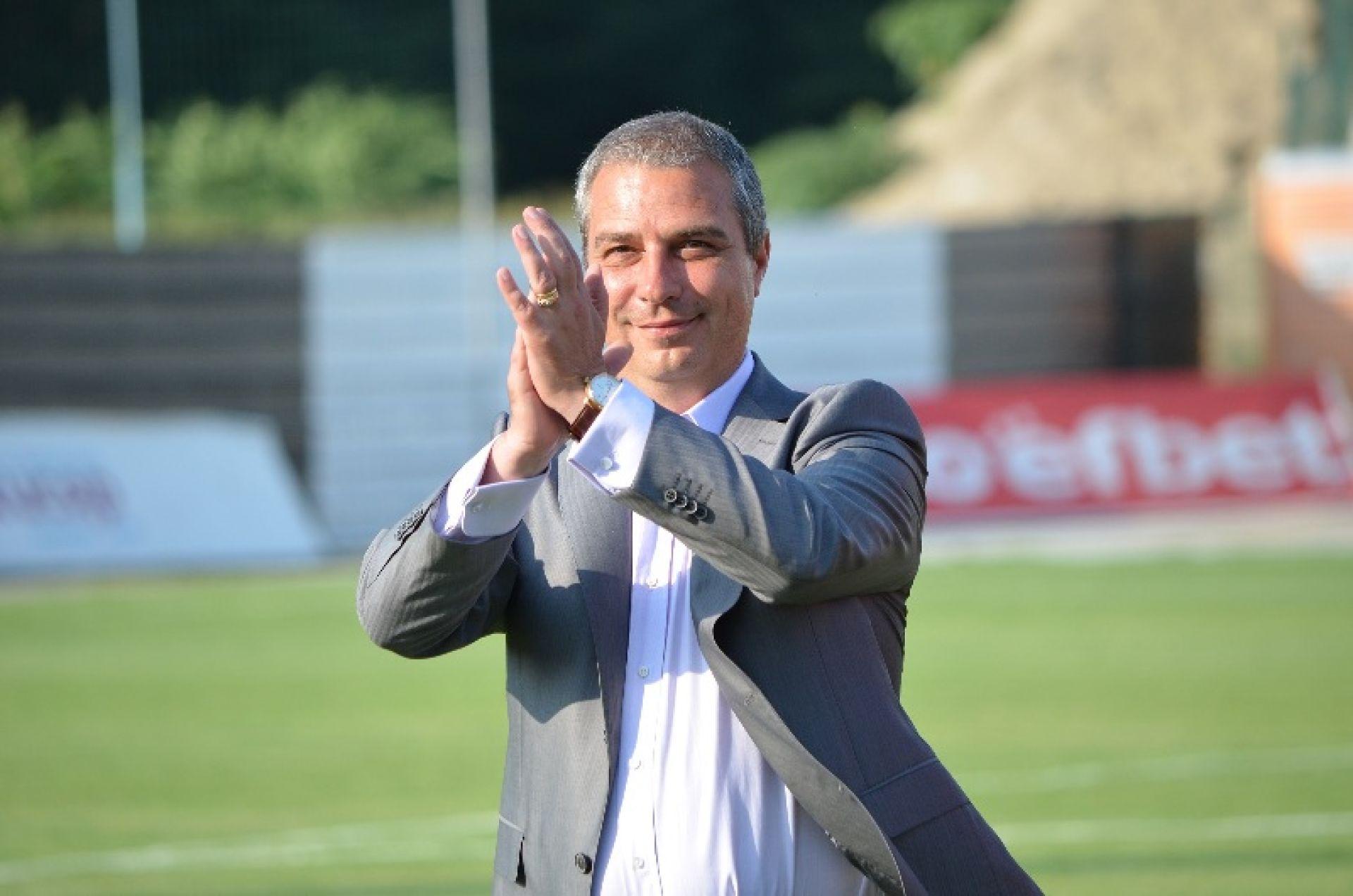 Сашо Станков отпрати бивш футболист на Звезда и Хайдук