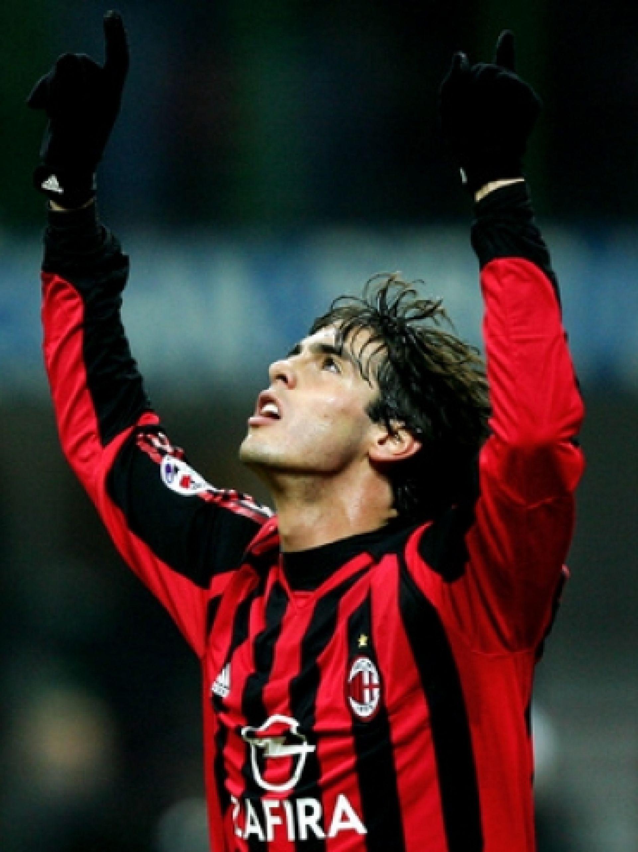 Кака се раздели с Милан