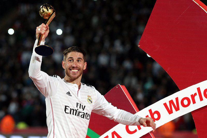 Серхио Рамос: Целта на Реал през 2015 г. е требъл