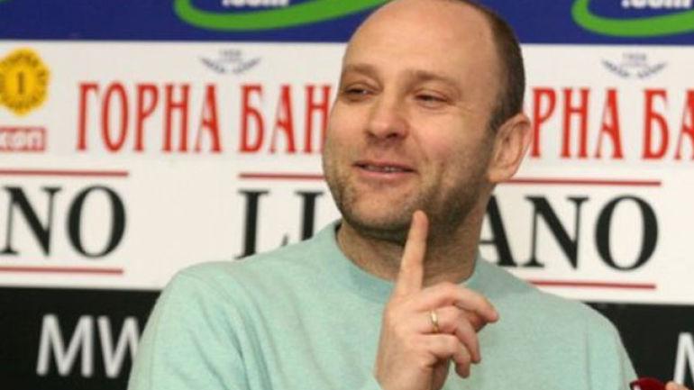 Тити се е разбрал с Везенков, благодари на феновете