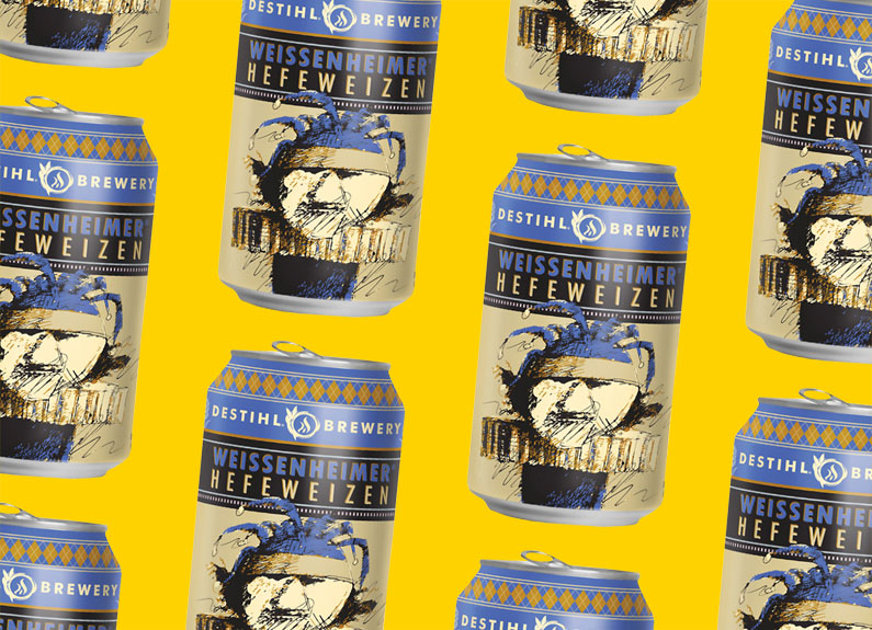 Celebrate Oktoberfest with beer from Off Color Brewing and Destihl Brewery