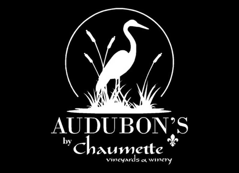 audubon's by chaumette vineyards and winery