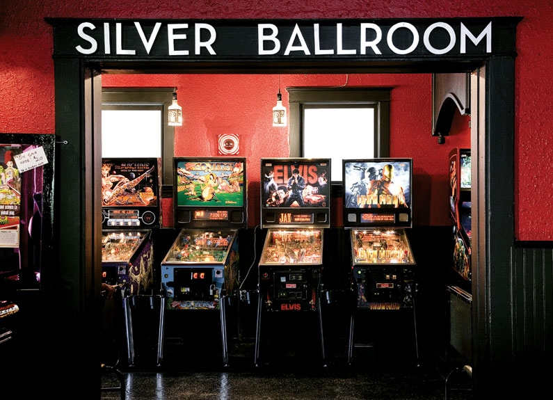 The Silver Ballroom in St. Louis