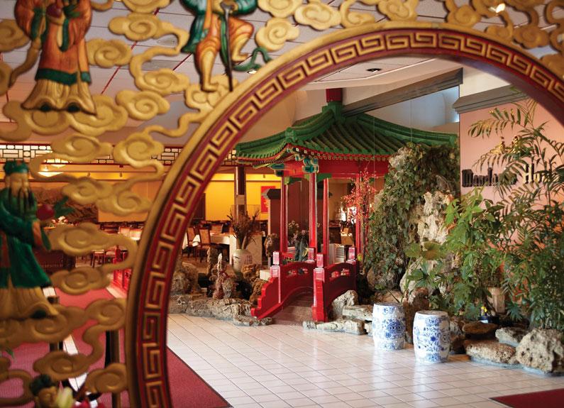 Mandarin House in Overland
